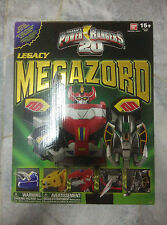 Mighty Morphin Power Rangers LEGACY MEGAZORD MIB Courier to USA Pls Read