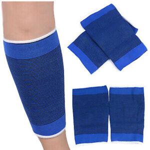 2x Universal Beinbandage Wadenbandage Unterschenkel Bandage Stützbandagen