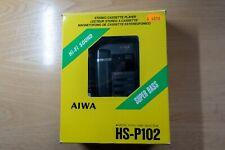 AIWA Walkman HS-P102 - Vintage original verpackt und unbenutzt