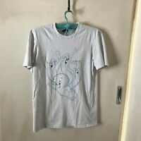 Cotton On Casper the Friendly Ghost White T Shirt Size S Mens