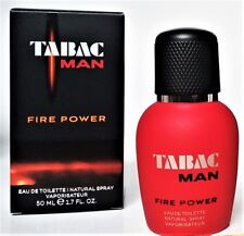 Tabac Man Fire Power Eau de Toilette Natural Spray 50 ml  (EUR 42,00 / 100 ml)