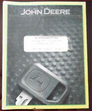John Deere TRATTORI 7610, 7710, 7810 manuale di istruzioni