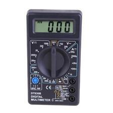 Digital Multimeter AC/DC Voltmeter Ammeter Ohmmeter Resistance Volt Tester Meter