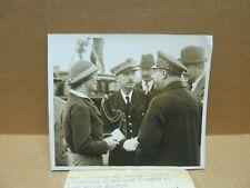 AERODROME DE BUC photographie coupe Helène Boucher Mme Claire Roman 1935