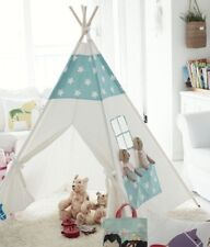 DIY CHILDRENS TEEPEE START UP KIT, JUST ADD YOUR OWN FABRIC DESIGN! POP UP TIPI