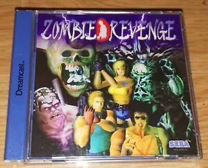 Jeux Sega Zombie Revenge Dreamcast