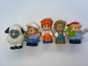 fisher price little people lot sheep