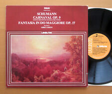 GL 32614 Schumann Carnaval Fantasia In Do Maggiore Abbey Simon RCA Stereo NM/EX