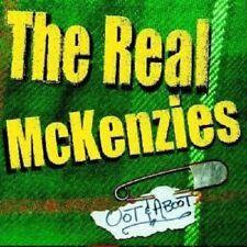 """THE REAL MCKENZIES """"OOT & ABOOT"""" LP VINYL NEW+"""
