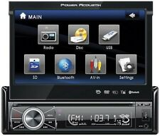 "Power Acoustik PTID8920B 7"" Motorized Monitor Bluetooth"