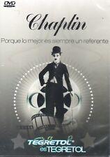 CHAPLIN- Porque Lo Mejor es Siempre Un Referente Vol. 2- DVD, NEW
