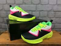 UNDER ARMOUR SC 3ZERO IV WHITE YELLOW GREEN TRAINERS CHILDRENS LADIES RRP £75 T