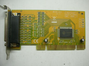 SUN1888 IF659A Ieee 1284 Parallel PCI