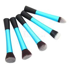 5Pcs Pro Makeup Cosmetic Blush Brush Foundation Powder Kabuki Brushes Kit Set
