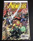 THE AVENGERS #21 GO TO WAR  - MARVEL COMICS