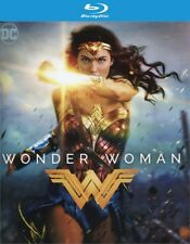 Wonder Woman (Blu-ray Disc ONLY, 2017)