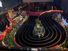 Dream NSR ranura de coche de madera de la pista 1/32-1/24 scalextric ninco carrera scaleauto