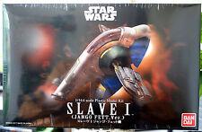 Star Wars Slave One Jango Fett 1:144 Bandai 215637 neu 2017
