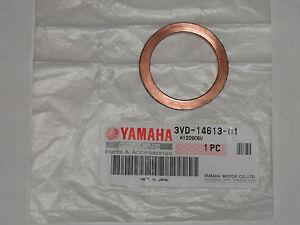 Exhaust Head Pipe Gasket Yamaha YFZ 450 450R 450X R X YZ 450F 450 F WR 400F 426F