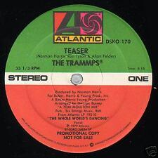 TRAMMPS Teaser 1979 Altantic promo