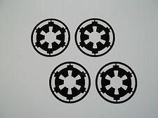 4 x Imperial Insignia Starbird Decals - Vinyl Stickers 6cm x 6cm Each
