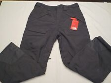 THE NORTH FACE FREEDOM PANT SKI SNOWBOARD PANTS ASPHALT GREY Mens SIZE LARGE L