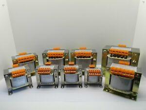 CHINT NDK CONTROL CIRCUIT PANEL TRANSFORMER 20-415V OUTPUT 12,24,48,110,230 VOLT