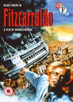 Fitzcarraldo DVD (2015) Klaus Kinski, Herzog (DIR) cert PG ***NEW*** Great Value