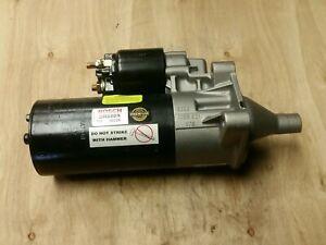 Starter Motor Bosch SR580X Reman 1987-1995 CHRYSLER PLYMOUTH DODGE 3.0L