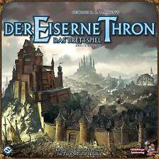 DER EISERNE THRON * GAME OF THRONES - DAS BRETTSPIEL -  2.Edition - HE416 - NEU