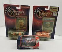 dale Earnhardt collectable 3 pcs  lot 1/64 Winners Circle Revell