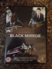 Black Mirror - Series 1 - Complete (DVD, Channel 4 2012) Uk Region 2