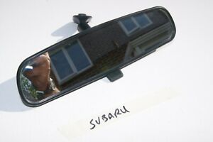 SUBARU INTERIOR IMPREZA FORESTER  BLACK DIPPING REAR VIEW MIRROR 011681
