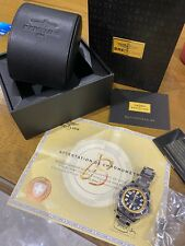 Breitling Superocean 42 Abyss Black And Yellow