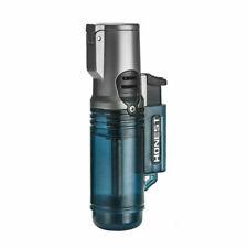 HONEST 3 Torch Blue Flame Butane Gas Lighter Windproof Jet Cigarette Cigar E1H2