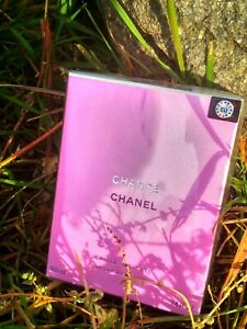 CHANEL Chance 3.4oz. Women's Eau De Toilette Spray Present Gift Rose Jasmine