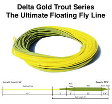 SHOOTING HEAD Fly Fishing Line Delta Trout Series Floating SH5F