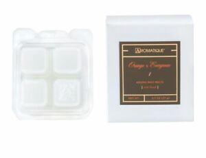 Aromatique Orange & Evergreen Wax Melts Cubes 2.7 oz 77g