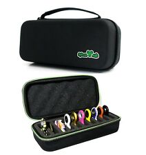 Fidget Spinner Case Collectors Carrying Organizer Box Holds 10 by SPINNER SAFE