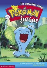 The Wobbuffet Village-Pokemon (Pokemon Junior, No.15)-ExLibrary