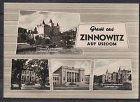 Ansichtskarte - Zinnowitz - Usedom