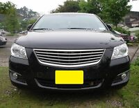 Front Grille All Chrome Sport Type For Toyota Aurion '07-'11