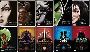 Walt Disney (Jugend) / Alle Disney Villains und Twisted Tales Bände in einem ...