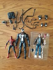 Marvel Legends Spiderman Lot