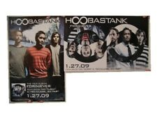 Hoobastank Poster 2 Sided For(n)ever Fornever