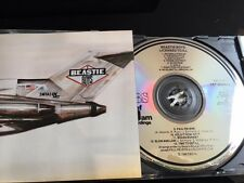 Beastie Boys – Licensed To Ill CD ALBUM