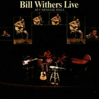 Bill Withers - Live At Carnegie Hall  (180 Gram Vinyl New Sealed!)