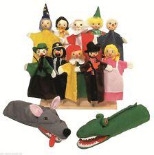 Marionetten & Handpuppen aus Stoff