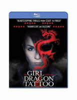 The Girl con El Dragon Tatuaje Nuevo Blu-Ray (MP1005BR)