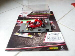 Ferrari 312 T2 Niki Lauda #11 Brazilian Gp 1977 1/43 IXO F1 + Libretto